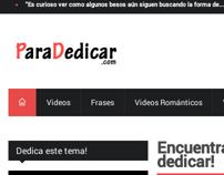 ParaDedicar.com