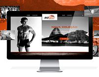 RioMan Underwear Website   Web Design