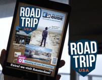 RoadTrip iPad Magazine Template #1