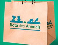 Logotipo - Rota dos Animais