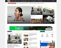 Portal de Notícias - Ônibus de Campinas