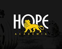 Hope Academia - Branding