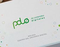 Site Polo de Contenidos Digitales