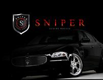 Sniper - Luxury Wheels (Logo Process)
