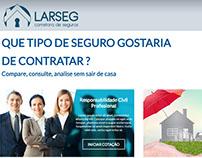 Cotação de seguros residencial e profissional