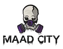 Festa Maad City, mídias sociais.