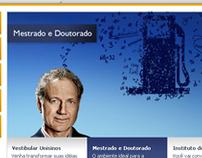 Unisinos Institutional Website