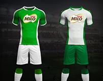 Uniformes Para Copa Milo