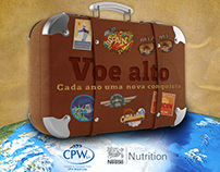 Endomarketing - CPW - Nestlé