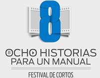 8 Historias para un manual | Posters