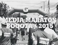 Media Maratón Bogotá 2015