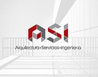 Branding ASI (Arquitectura-Servicios-Ingeniería)
