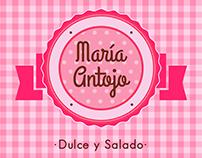 María Antojo   Dulce y Salado