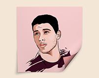 Nick Jonas's Cartoon