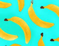 Ilustração - Bananas