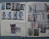 """Caderno de experiencias coleção """"O Corpo Urbano"""" - 2017"""