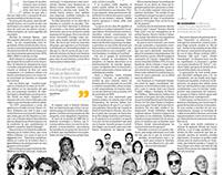 Tres generaciones del rock venezolano - Report