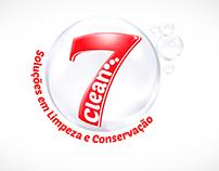 7 Clean - Branding
