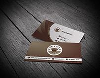 Criação de Logomarca e cartão de visita