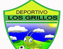 Logo dep. los grillos