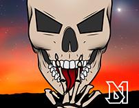 Skull 4 Halloween