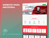 Website inspiration for insdustry