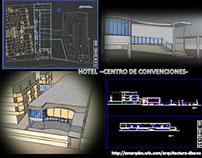 Proyecto Hotel- Centro Convenciones-