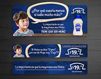 Heinz Shopper Marketing Project