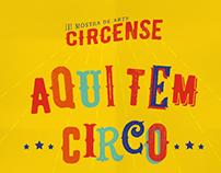 III Mostra de Arte Circense - Aqui tem Circo