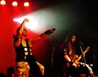 [Fotografia] Sabaton live @ Curitiba - Brazil