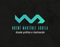 Noemí Martínez Aguila / Personal Brand Design