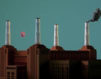 idols series- Pink Floyd