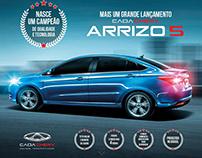 Landing Page Arrizo5