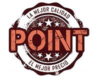 Logo Marca de Comida Rápida