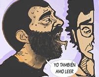 """También"" Digital comic"