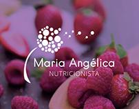 Logo Maria Angélica Nutricionista