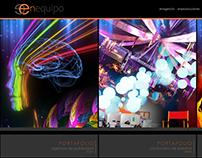 Sitio Web Agencia