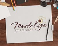 Criação de Logo Marcelo Lopes Fotografia