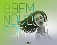 89FM Novo Som