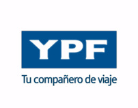 YPF Branding / Broadcast