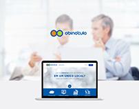 Website - Obinóculo