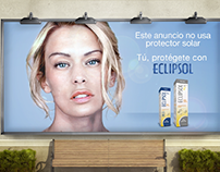 Photochromatic Billboard