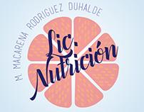 Logo para Profesional de la Nutrición