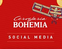 Cervejaria Bohemia // Social Media