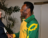 Pelé's Uniform
