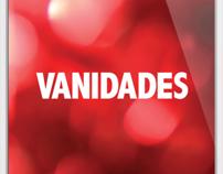 UI Design for Vanidades App Magazine iOS iPhone