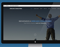 Sitio Web Consultora