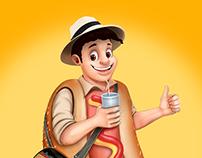 Andy´s Paisa Hot Dog