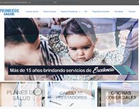 DISEÑO WEB WORDPRESS IDENTIDAD
