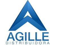 Logo - Agille Distribuidora